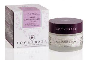 Empfindliche Haut Tages- und Nachtcreme, mit Auszügen aus Rosskastanie und Malve Locherber