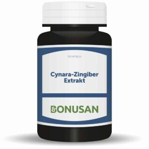 Cynara Zingiber (Artischocke-Ingwer) Extrakt Bonusan