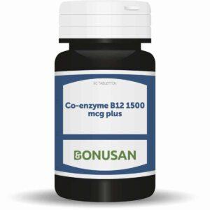 Co-enzym B12 1500 mcg plus Bonusan