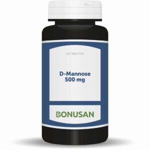 D-Mannose 500mg Bonusan
