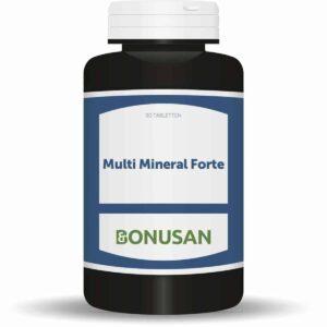Multi Mineral Forte Bonusan