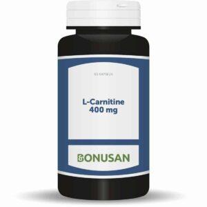L-Carnitin 400mg Bonusan