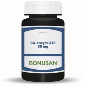 Co Enzym Q 10 50mg Bonusan