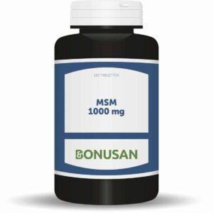 MSM 1000mg Bonusan