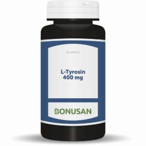 L-Tyrosin 400mg Bonusan