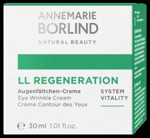 LL Regeneration Augenfältchen-Creme Börlind
