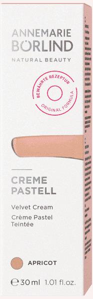 Creme Pastell Börlind