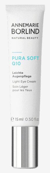 Pura Soft Q10 Leichte Augenpflege Börlind