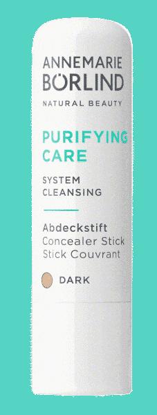 Purifying Care, Abdeckstift dark Börlind