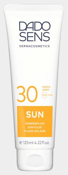 SUN Sonnenfluid SPF 30 Dado Sens