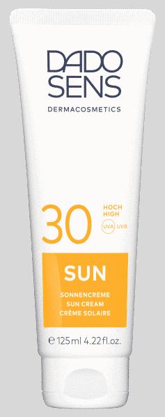 SUN Sonnencreme SPF 30 Dado Sens