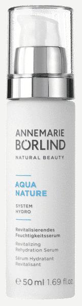 AquaNature Revitalisierendes Feuchtigkeitsserum Börlind