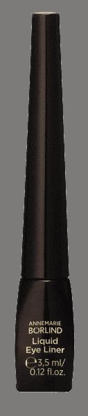 Liquid Eye Liner, black 01 Börlind