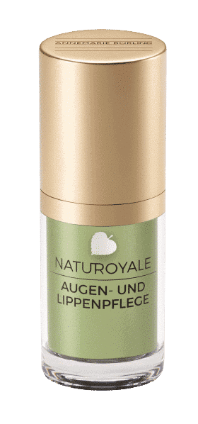 Naturoyale Augen und Lippenpflege Börlind