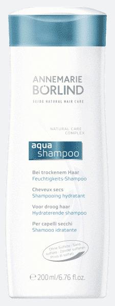 Feuchtigkeits Shampoo für trockenes Haar Börlind