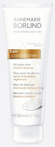 Intensiv Spühlung für strapaziertes Haar Börlind