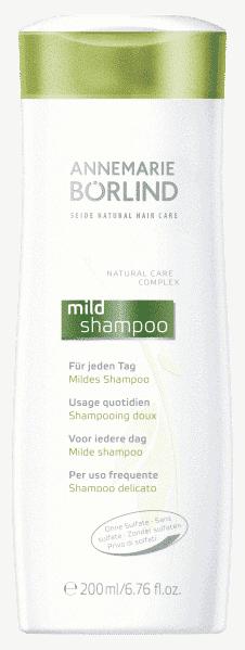 Mildes Shampoo für jeden Tag Börlind