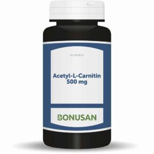 Acetyl L-Carnitine 500mg Bonusan