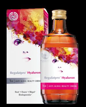 Regulatpro Hyaluron The Anti-Aging BeautyDrink, Flasche Dr. Niedermaier