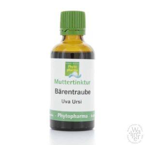 Bärentraube, Mutter-Tinktur Phytopharma