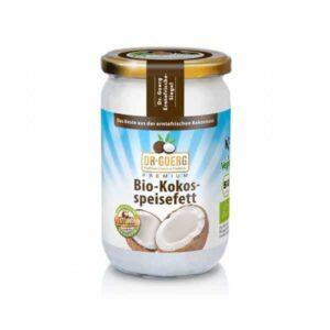 Bio Kokosspeisefett desodoriert Dr. Goerg