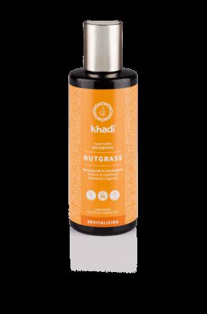 Nußgras Shampoo Khadi