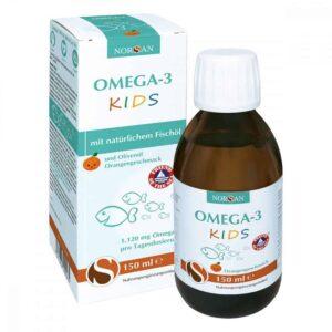 Omega 3 Öl, Kids Norsan