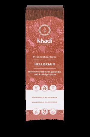 Pflanzenhaarfarbe Hellbraun Khadi