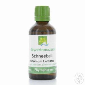 Schneeball, Gemmo-Mazerat Phytopharma
