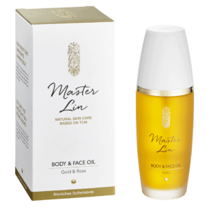 Body & Face Oil - Gold & Rose Master Lin