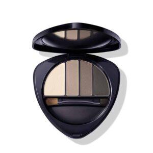 Eye & Brown Palette - Stone Dr. Hauschka