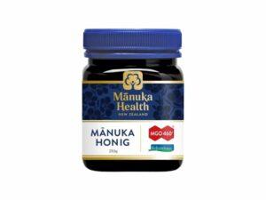 Manuka Honig MGO 460+ Manuka Health