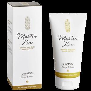 Shampoo - Ginseng & Reishi Master Lin