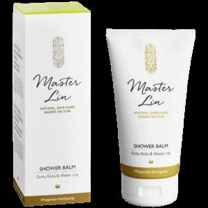 Shower Balm- Gotu Kola & Water Lily Master Lin