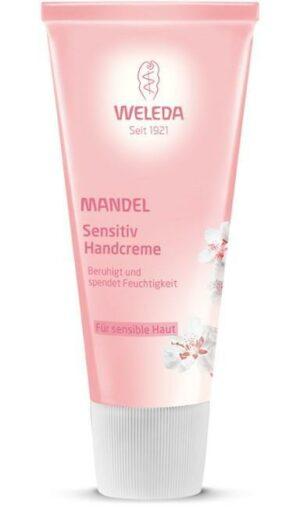 Mandel Sensitiv Handcreme Weleda