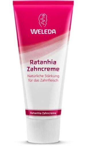 Ratanhia-Zahncreme Weleda