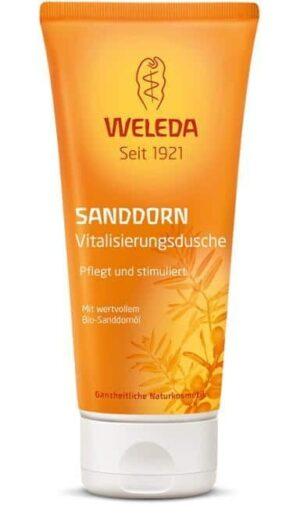 Sanddorn -Vitalisierungsdusche Weleda