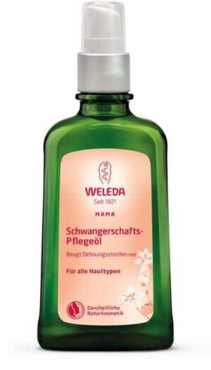 Schwangerschafts -Pflegeöl Weleda