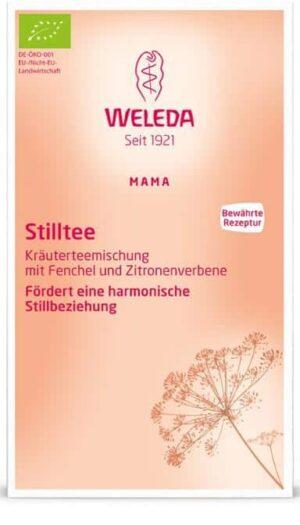 Stilltee Aufgussbeutel bio Weleda